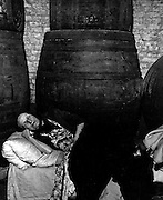 Shelter In a Wine Merchant's Cellar, 1940
