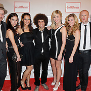 NLD/Amsterdam/20120204 - 30ste Verjaardag Richy Brown, vrienden