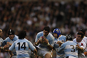 Twickenham. GREAT BRITAIN, during the, 2006 Investec Challenge, game between, England  and Argentina, on Sat., 11/11/2006, played at the Twickenham Stadium, England. Photo, Peter Spurrier/Intersport-images].....