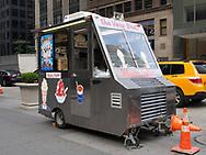 Mini Mr. Softee truck