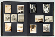 Japan 1920s - 1960s family photo album