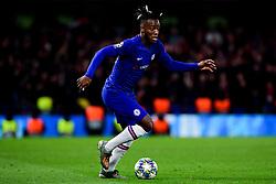 Michy Batshuayi of Chelsea - Mandatory by-line: Ryan Hiscott/JMP - 10/12/2019 - FOOTBALL - Stamford Bridge - London, England - Chelsea v Lille - UEFA Champions League group stage