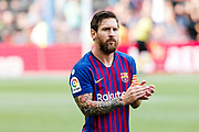 Lionel Messi of FC Barcelona during the Spanish championship La Liga football match between FC Barcelona and Huesca on September 2, 2018 at Camp Nou Stadium in Barcelona, Spain - Photo Xavier Bonilla / Spain ProSportsImages / DPPI / ProSportsImages / DPPI