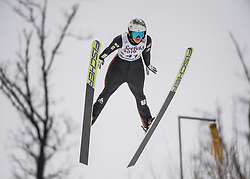 03.02.2019, Energie AG Skisprung Arena, Hinzenbach, AUT, FIS Weltcup Ski Sprung, Damen, im Bild Lea Lemare (FRA) // Lea Lemare (FRA) during the woman's Jump of FIS Ski Jumping World Cup at the Energie AG Skisprung Arena in Hinzenbach, Austria on 2019/02/03. EXPA Pictures © 2019, PhotoCredit: EXPA/ Reinhard Eisenbauer