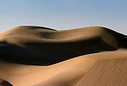Sand Dunes in Qatar, The Gulf States