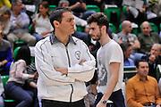 DESCRIZIONE : Campionato 2014/15 Dinamo Banco di Sardegna Sassari - Umana Reyer Venezia<br /> GIOCATORE : Manuel Beniamoni Attard<br /> CATEGORIA : Ritratto Before Pregame Arbitro Referee<br /> SQUADRA : AIAP<br /> EVENTO : LegaBasket Serie A Beko 2014/2015<br /> GARA : Dinamo Banco di Sardegna Sassari - Umana Reyer Venezia<br /> DATA : 03/05/2015<br /> SPORT : Pallacanestro <br /> AUTORE : Agenzia Ciamillo-Castoria/L.Canu