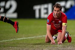 19-01-2018 NED: FC Utrecht - AZ Alkmaar, Utrecht<br /> Willem Janssen #14 of FC Utrecht