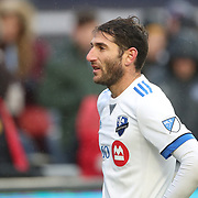 NEW YORK, NEW YORK - March 18:  Ignacio Piatti #10 of Montreal Impact in action during the New York City FC Vs Montreal Impact regular season MLS game at Yankee Stadium on March 18, 2017 in New York City. (Photo by Tim Clayton/Corbis via Getty Images)