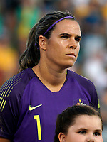 International Women's Friendly Matchs 2019 / <br /> Cup of Nations Tournament 2019 - <br /> Australia v New Zealand 2-0 ( Leichhardt Oval Stadium - Sidney,Australia ) - <br /> Lydia Williams of Australia