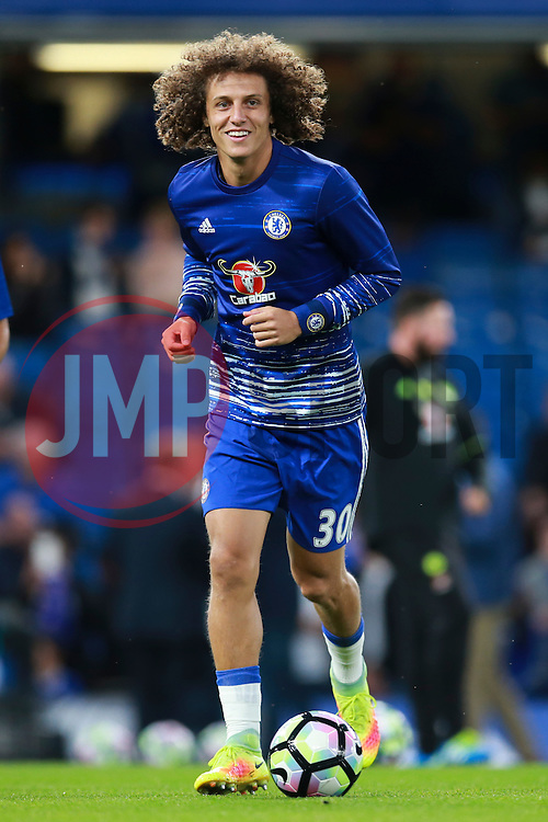 David Luiz of Chelsea returns to Stamford Bridge - Mandatory by-line: Jason Brown/JMP - 16/09/2016 - FOOTBALL - Stamford Bridge - London, England - Chelsea v Liverpool - Premier League