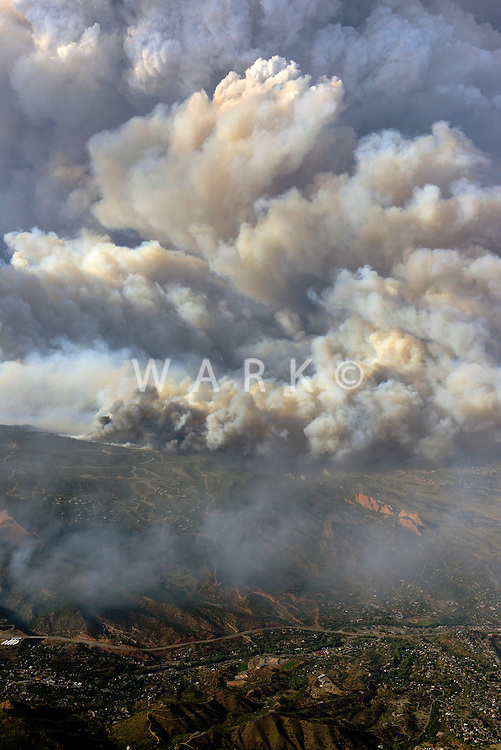 Waldo wildfire. June 24-27 2012 Colorado Springs