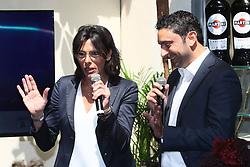 CONSUELO MANGIFESTA E DAVIDE MAZZANTI<br /> CONFERENZA LEGA VOLLEY FEMMINILE SQUADRE ITALIANE PROTAGONISTE IN EUROPA<br /> FOTO FILIPPO RUBIN / LVF