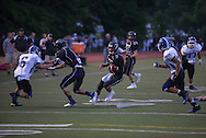 John Jay Varsity Football game vs. Pearl River on September 7, 2013.(photo by Gabe Palacio)