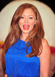 © licensed to London News Pictures. LONDON UK  05/06/11.Natasha Hamilton attends the premiere of Kung Fu Panda 2 at Westfield shopping center London. Please see special instructions for usage rates. Photo credit should read ALAN ROXBOROUGH/LNP