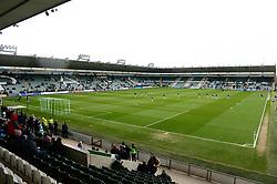 A general view of Home Park, Plymouth Argyle - Mandatory by-line: Dougie Allward/JMP - 17/03/2018 - FOOTBALL - Home Park - Plymouth, England - Plymouth Argyle v Bristol Rovers - Sky Bet League One