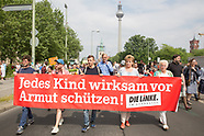 Against child poverty, Berlin 12.05.18
