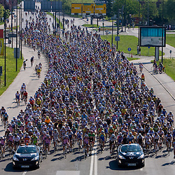 20090614: Cycling - Maraton Franja 2009
