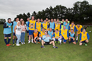 22-07-2016 Charity football match in aid of Autism Initiatives UK