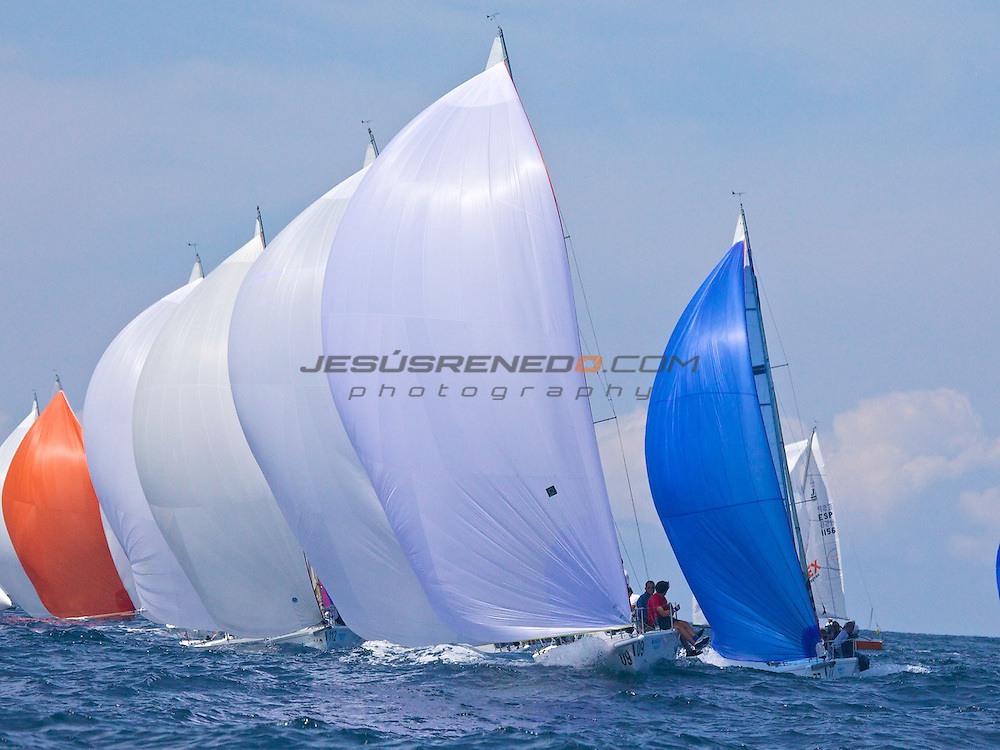 santader worlds j80  regatas 6-7