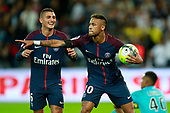 FOOTBALL - FRENCH CHAMP - L1 - PARIS SAINT-GERMAIN v TOULOUSE 100817