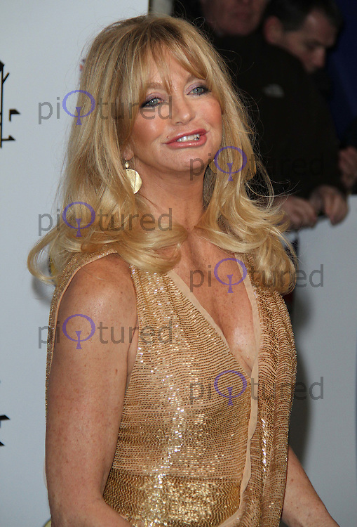 Goldie Hawn British Comedy Awards, O2 Arena, London, UK, 22 January 2011: Contact: Ian@Piqtured.com +44(0)791 626 2580 (Picture by Richard Goldschmidt)