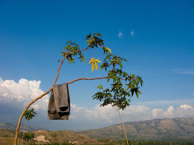 Central Plateau, Haiti. Photo by Ben Depp 4/16/2009