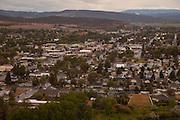 Scenic view of Prineville Oregon