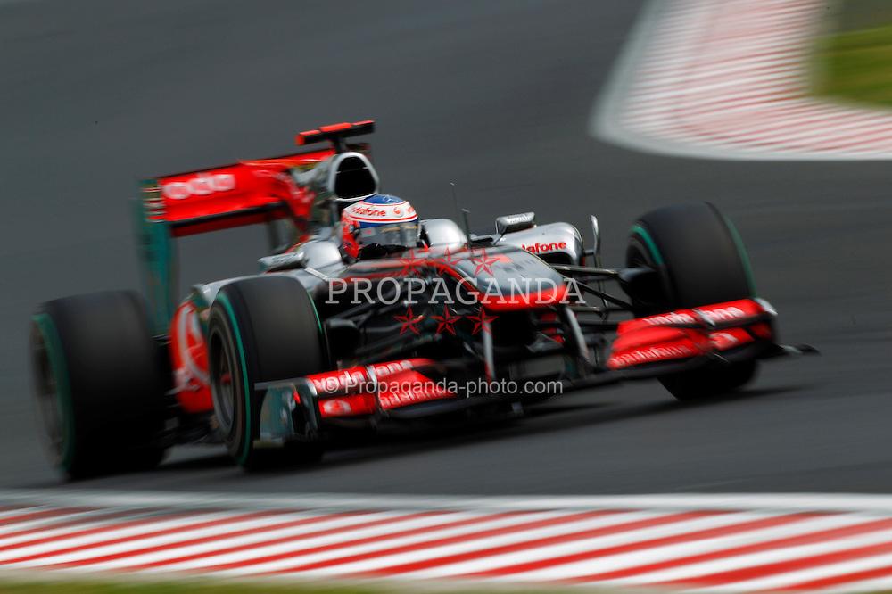 Motorsports / Formula 1: World Championship 2010, GP of Hungary, 01 Jenson Button (GBR, Vodafone McLaren Mercedes),