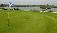 Nieuwerkerk aan de IJssel - Openbare golfbaan Hitland. Golfclub Rijckevorsel is de club die hier speelt.