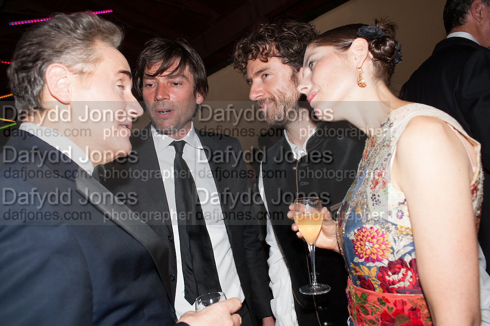 PETER YORK; ALEX JAMES 2012 GQ Men of the Year Awards,  Royal Opera House. Covent Garden, London.  3 September 2012