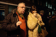CAMILLA GUINNESS, The Way We Wore.- Photographs of parties in the 70's by Nick Ashley. Sladmore Contemporary. Bruton Place. London. 13 January 2010. *** Local Caption *** -DO NOT ARCHIVE-© Copyright Photograph by Dafydd Jones. 248 Clapham Rd. London SW9 0PZ. Tel 0207 820 0771. www.dafjones.com.<br /> CAMILLA GUINNESS, The Way We Wore.- Photographs of parties in the 70's by Nick Ashley. Sladmore Contemporary. Bruton Place. London. 13 January 2010.