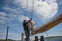 Harpswell Maine June 2015.  Karen Bobotas Photographer
