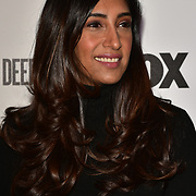 Tina Daheley Attend the European Premiere Deep State at Curzon Soho on 15 March 2018, London, UK.