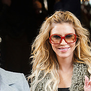 NLD/Amsterdam/20141002 - Actrice van de serie The Real Housewives of Beverly Hills in Amsterdam, Brandi Glanville
