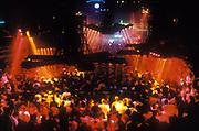 Clubbers on the dancefloor, Roast, UK 1996