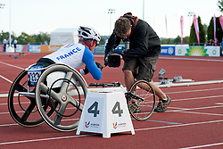 MOBRE Sebastien, 2014 IPC European Athletics Championships, Swansea, Wales, United Kingdom