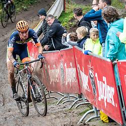 13-10-2019: Cycling: Superprestige Veldrijden: Gieten<br />Bart Artz