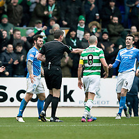 St Johnstone v Celtic…05.02.17     SPFL    McDiarmid Park<br />