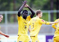 Fotball 30. juni 2012  , Adeccoligaen, 1. divisjon , Notodden - Bodø/Glimt 0-4<br /> Papa Alioune Ndiaye , Glimt