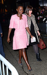 Lupita Nyong'o attends EE British Academy Film Awards (BAFTAs) nominees party at Asprey London, London, United Kingdom. Saturday, 15th February 2014. Picture by Nils Jorgensen / i-Images<br /> Kenyan Oscar-winning actress Lupita Nyong'o, 31, has been named the world's most beautiful person for 2014 by People magazine. Photo filed Thursday 24th April 2014.