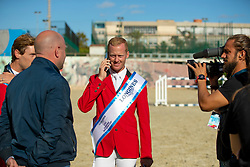 Bruynseels Niels, BEL<br /> Longines FEI Jumping Nations Cup™ Final<br /> Barcelona 20128<br /> © Hippo Foto - Dirk Caremans<br /> 07/10/2018