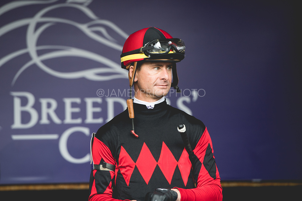 November 1-3, 2018: Breeders' Cup Horse Racing World Championships. Corey Lanerie