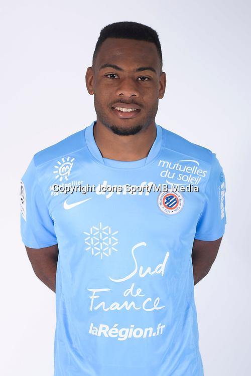 Jonathan LIGALI - 23.07.2014 - Portraits officiels Montpellier - Ligue 1 2014/2015<br /> Photo : Icon Sport