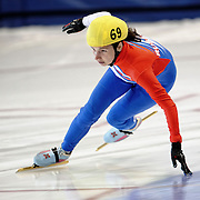 Lia Stepanova - Short Track Speedskating Photos - 2009 Desert Classic Short Track