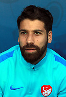 Uefa - World Cup Fifa Russia 2018 Qualifier / <br /> Turkey National Team - Preview Set - <br /> Olcay Sahan