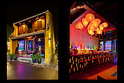 Architecture scenes for Q Bar, Hoi An