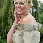 NLD/Amsterdam/20120822 - Perspresentatie SBS Sterren Springen, deelneemster Myrthe Mylius