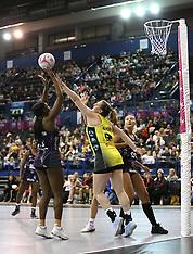 Netball - Superleague Super Ten - Arena Birmingham - 05 January 2019