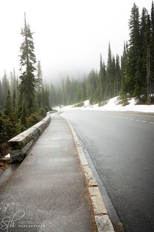 Stevens Canyon Road - Mt. Rainier National Park, WA