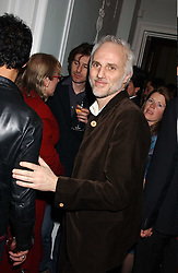 Restaurant owner MOMO (Mourad Mazouz) at a party to celebrate the publication of Strangeland by artist Tracey Emin at 33 Portland Place, London W1 ON 21ST OCTOBER 2005.<br /><br />NON EXCLUSIVE - WORLD RIGHTS